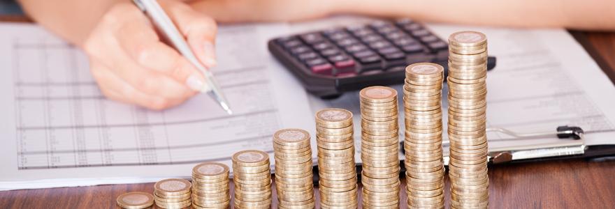 montant d'impôts à payer