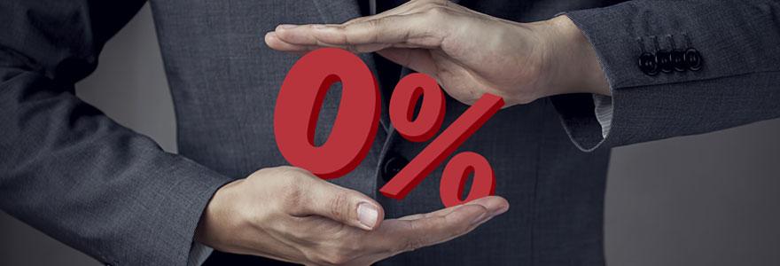 La zone de prêt à taux zéro de votre projet