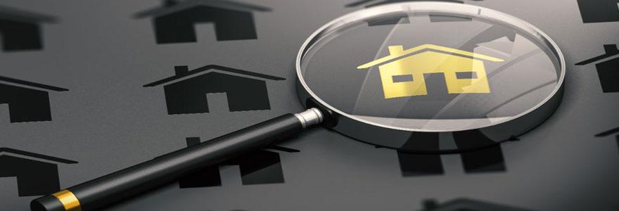 recherches de biens immobiliers