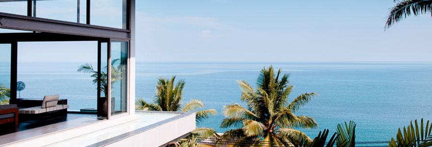 Réserver une location de vacances en ligne